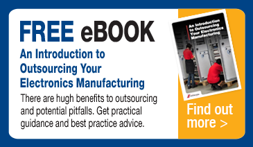 Free eBook - An Introduction to Outsourcing Your Electronics Manufacturing